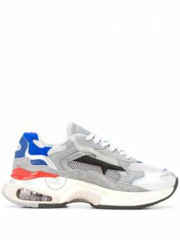 Premiata Sharky panelled sneakers SHARKYD