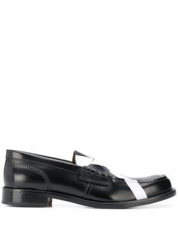 College cross-marked penny loafers CO01380XM