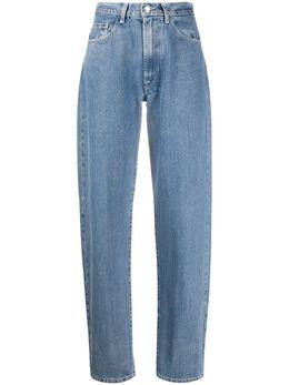 Sunnei джинсы прямого кроя с завышенной талией WT03BCR06