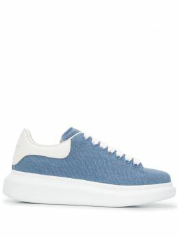 Alexander McQueen chunky sole low-top sneakers 621055W4ML2