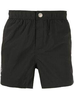 Kenzo плавки-шорты с логотипом FA55BA108SEA