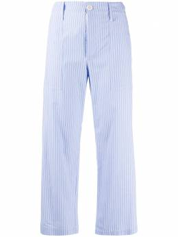 Jejia cropped striped trousers P4205048