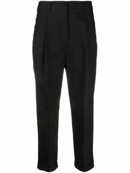 Alberto Biani high-waisted cropped trousers ABP004C1208