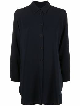 Alberto Biani удлиненная рубашка ABMM829AC0028
