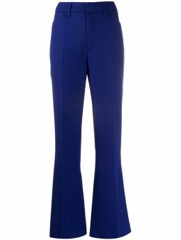 Zadig & Voltaire high-waisted flare trousers SJCT0104F