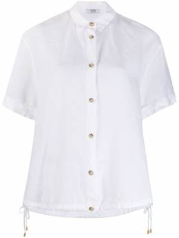 Peserico short-sleeve button shirt S06326T001617001