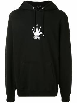 Stussy Old Crown logo hoodie 1924510