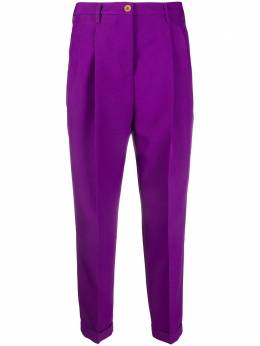 Alberto Biani high-waisted cropped trousers ABP004C1231