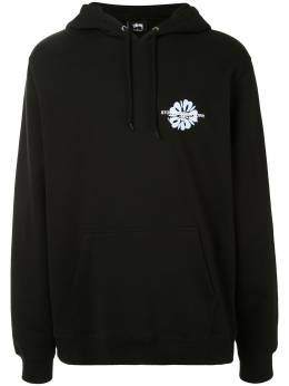 Stussy Laguna Flower logo hoodie 1924508