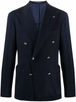 Tagliatore двубортный пиджак 1SMJ20K57UEJ157