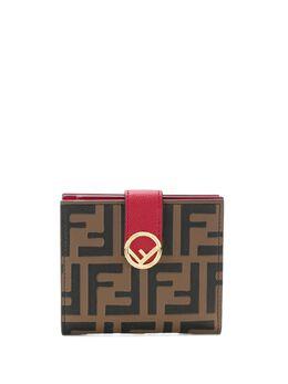 Fendi F is Fendi compact wallet 8M0386AAII