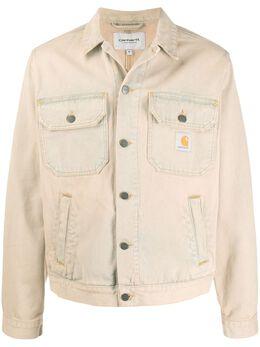 Carhartt Wip джинсовая куртка с карманами I027977