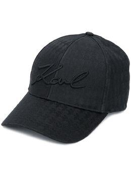 Karl Lagerfeld бейсболка K/Signature 205W3405999