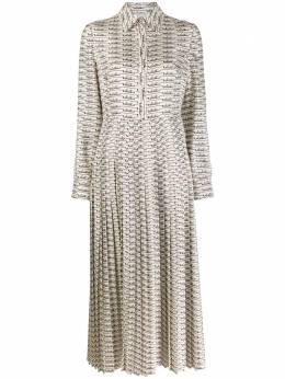 Valentino signature print shirt dress TB3VAQL5551