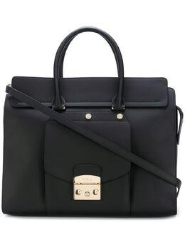 Furla multi-pocket tote bag 962938