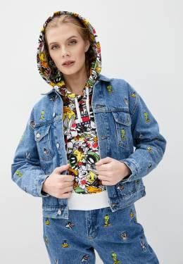 Куртка джинсовая Tommy Jeans DW0DW08749