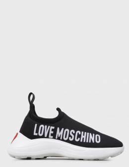 Кроссовки Love Moschino 127013