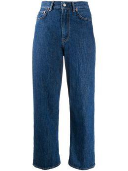 Acne Studios джинсы Trash 1993 с завышенной талией A00107