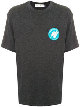 Undercover футболка с графичным принтом и круглым вырезом UCY3812