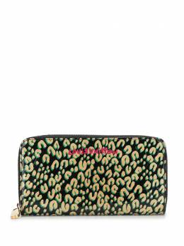 Louis Vuitton кошелек 2011-го года с леопардовым принтом pre-owned M91475