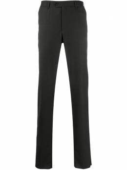 Corneliani строгие брюки средней посадки 8542170117513