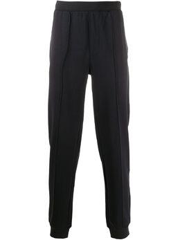 Corneliani спортивные брюки со складками 85G5850125060
