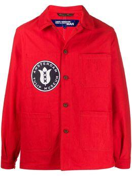 Junya Watanabe Man куртка свободного кроя WEJ402S20