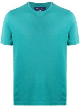 Loro Piana футболка с круглым вырезом FAF66437153