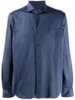 Corneliani рубашка на пуговицах 85P1120111213