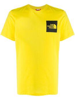 The North Face футболка с нашивкой-логотипом NF00CEQ5DW91