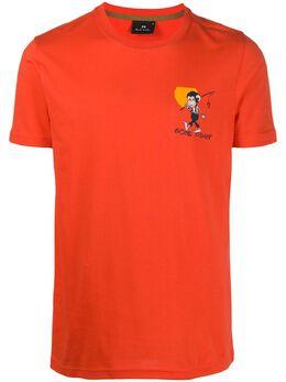 Ps by Paul Smith футболка с принтом M2R010RAP1896