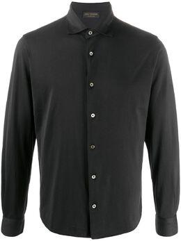 Dell'oglio рубашка с заостренным воротником A32201