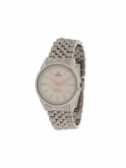 Vivienne Westwood наручные часы с круглым циферблатом VV240SLSL
