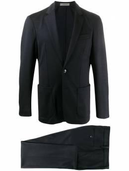 Corneliani строгий костюм-двойка 85N2E70120129