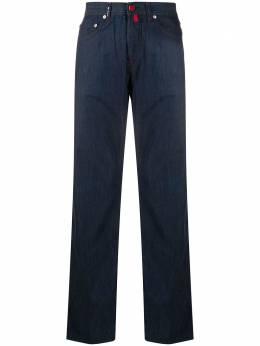 Kiton джинсы прямого кроя UPNJS18G06