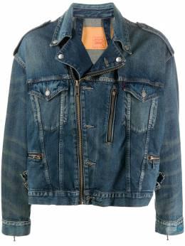 Facetasm джинсовая куртка оверсайз YAJKU06