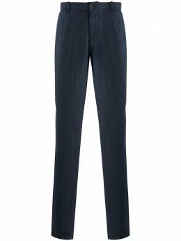 Corneliani брюки чинос прямого кроя 854EX50120184