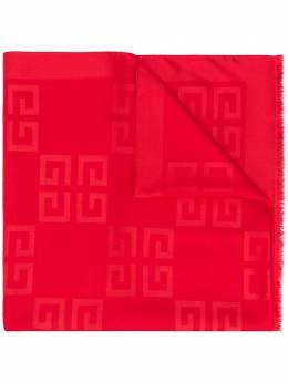 Givenchy шарф с логотипом 4G GW7020J3710