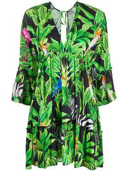 Mc2 Saint Barth Neiva beach dress NEIVA