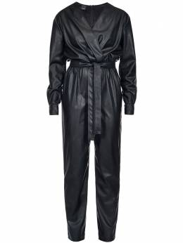 Pinko belted jumpsuit 1G14RN7105Z99
