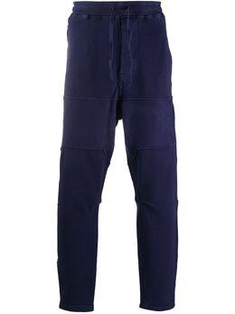 Stone Island Shadow Project спортивные брюки с завышенной талией MO721930407