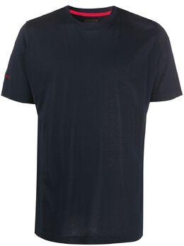 Kiton футболка с круглым вырезом UK1165E20