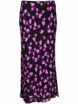 Dorothee Schumacher юбка Radiant Leaves с цветочным принтом 849305