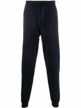 Corneliani зауженные спортивные брюки 85M5880125117