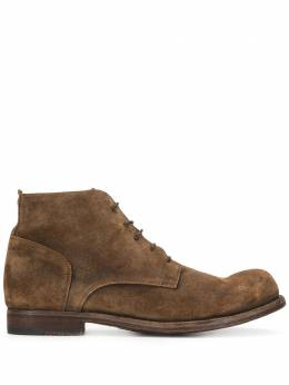 Officine Creative ботинки на шнуровке OCUBUBB042HUNTED216