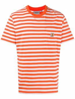 Carhartt Wip футболка с логотипом I02773203