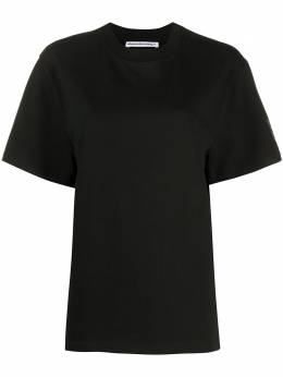 T By Alexander Wang raised logo relaxed-fit T-shirt 4CC2201156