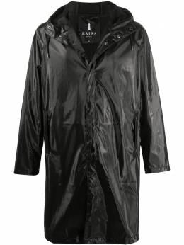 Rains hooded raincoat 1256