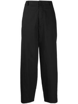 Maison Flaneur брюки широкого кроя 20SMDPA561TC113