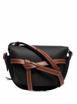 Loewe маленькая сумка через плечо Gate 32112T20